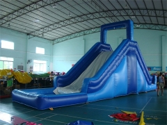 Splash Inflatable Tropical Water Slide
