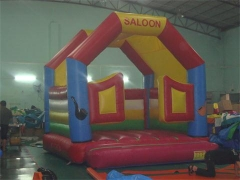 Saloon Jumping Caslte