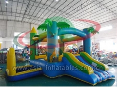 Custom Inflatable Jungle Forest Mini Bouncer