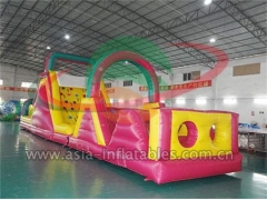 Customized Hot Sale Custom Giant Indoor Obstacle Course For Adults