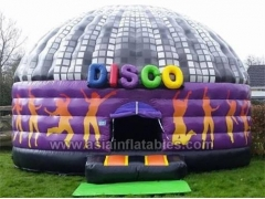 inflatable dome bouncer
