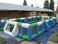 Inflatable Football Playground
