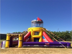 Inflatable Airborne Adventure