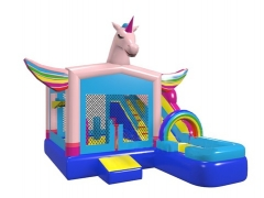Gonflable Unicorn Bouncer