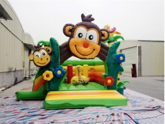 Gonflable Monkey Bouncer