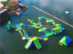 Parc aquatique Super Bounce n 'Slide