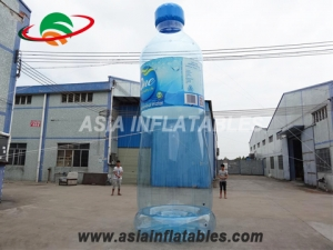 inflatable advertising bottle
